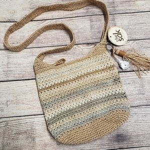 {The Sak} Sands Tribe Crochet Purse